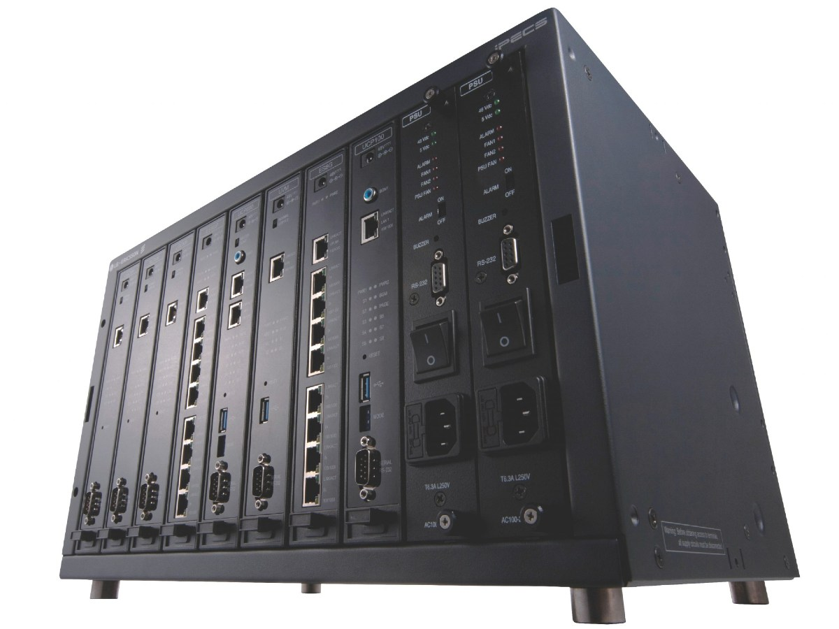 """LG-iPECS_UCP2400-2 """"Your local West Auckland I.T. company that supplies Computer, Internet & voice solutions that work""""."""